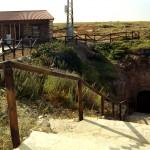 Cueva de los Franceses-entrada