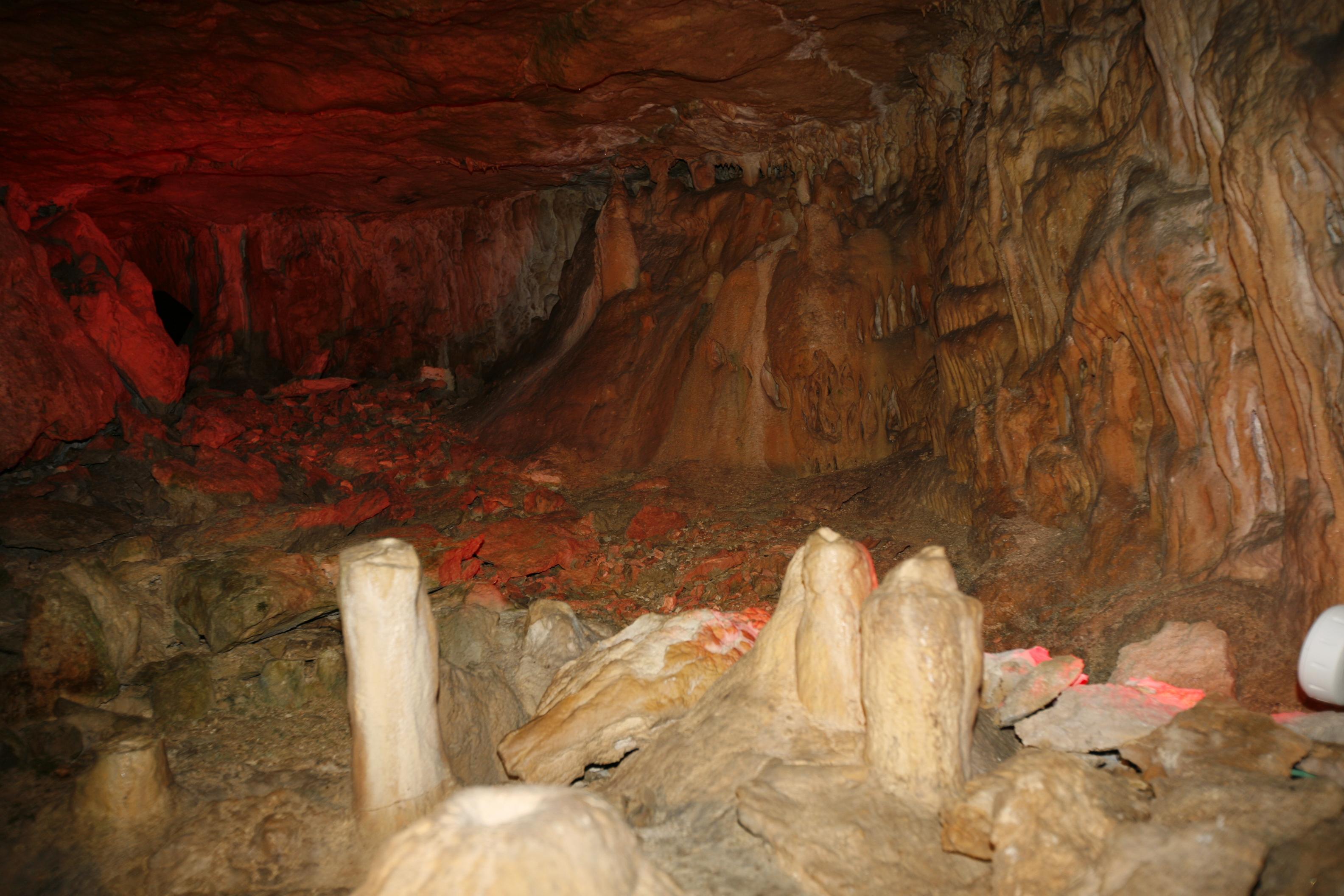 cueva de los Franceses 022
