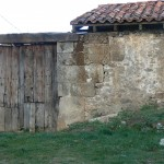 casa con escudo