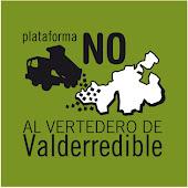 «No al vertedero de Valderredible»